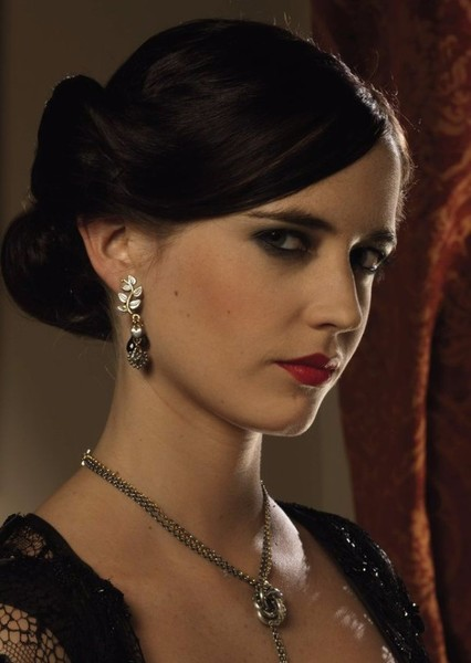 Eva Green as Lust in Fullmetal Alchemist