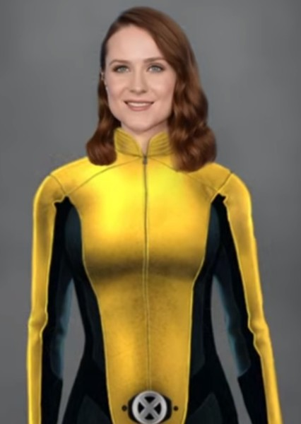 Evan Rachel Wood as Marvel Girl in MCU