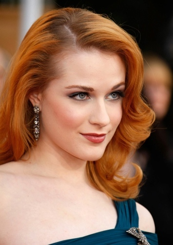 Evan Rachel Wood as Jean Grey in The Avengers (Recasted)
