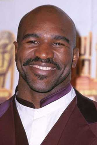 Evander Holyfield as Evander Holyfield in Mike Tyson Mysteries:The Animated Movie