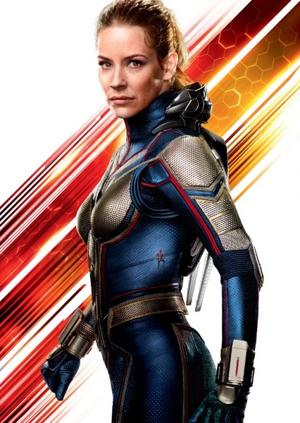 Evangeline Lilly as Hope van Dyne in The New Avengers: Secret Invasion
