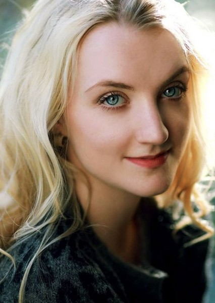 Evanna Lynch as Harry Potter in Faceclaims