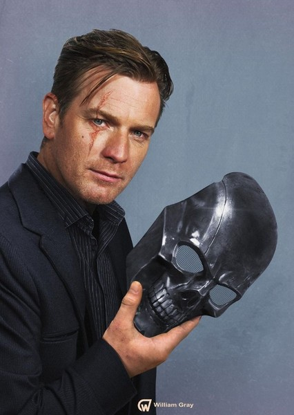 Ewan McGregor as Black Mask in Gotham City Sirens