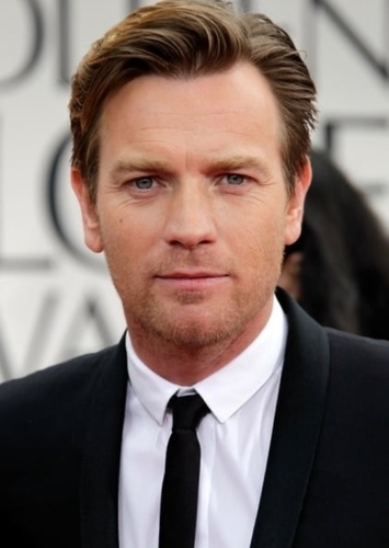 Ewan McGregor as Stephen Strange in Marvel Cinematic Universe