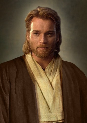 Ewan McGregor as Jesus in The Bible