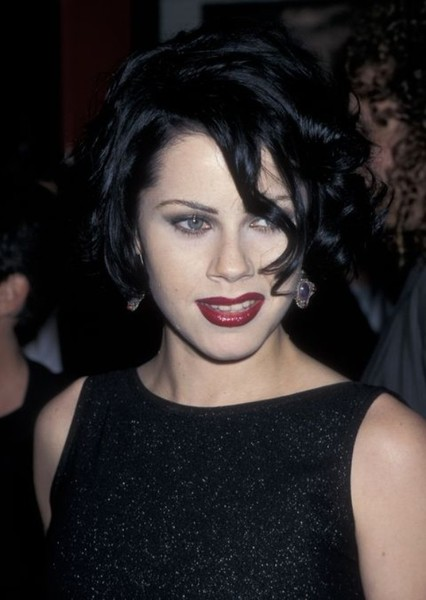 Fairuza Balk as Argent in Teen Titans ('90s live action show)