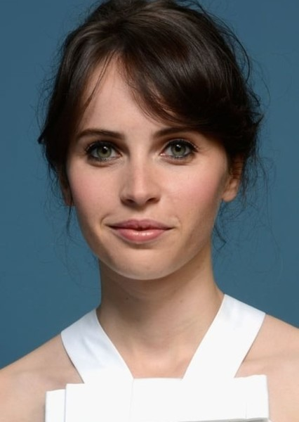 Felicity Jones as Black Cat (Earth-120703) in Spider-Man: spider-verse