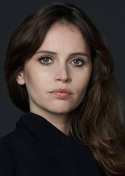 Felicity Jones as Peggy Carter in Wolverine: Imortal