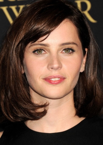 Felicity Jones as Black Cat in The Amazing Spider-Man 3