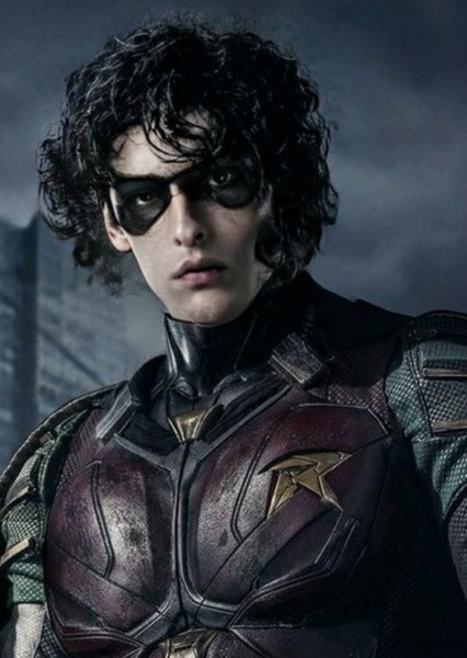 Finn Wolfhard as Robin in Boy Wonders