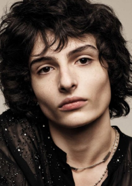 Finn Wolfhard as Issib in The Homecoming Saga by Orson  Scott Card