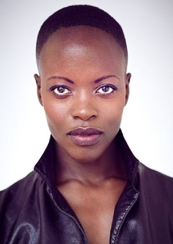 Florence Kasumba as Ayo in Black Panther: Two Kings