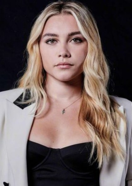 Florence Pugh as Violet Evergarden in Violet Evergarden