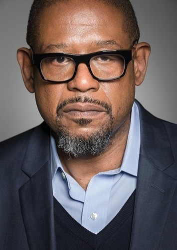Forest Whitaker as Elroy in Community Recast