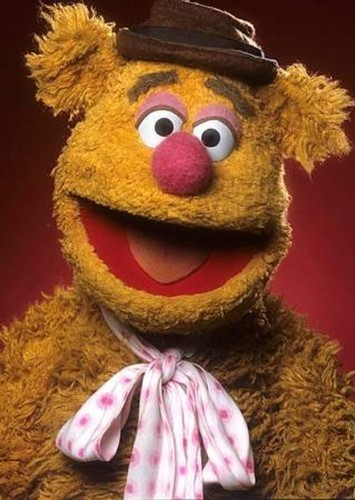 Fozzie Bear as Writer in The WORST Batman Movie