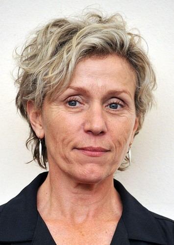 Frances McDormand as Aunt May in Marvel's Spider Man (Game Adaptation live action)