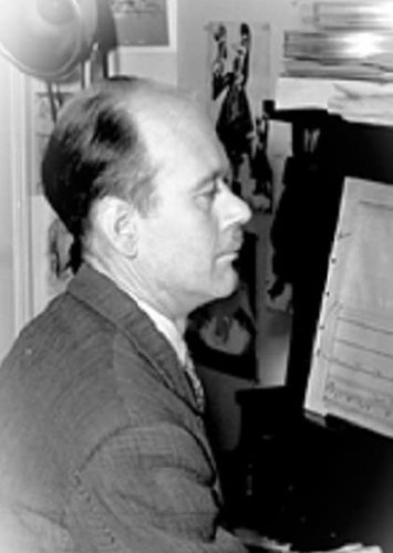 Frank Churchill as Composer in The Lion King (1944)