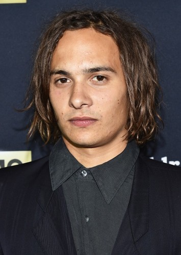Frank Dillane as Severus Snape in Harry Potter