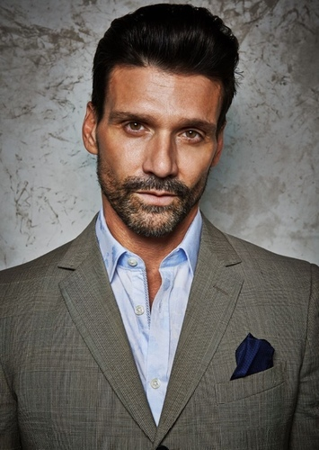 Frank Grillo as Roman Silas in Red Hood and the Outlaws