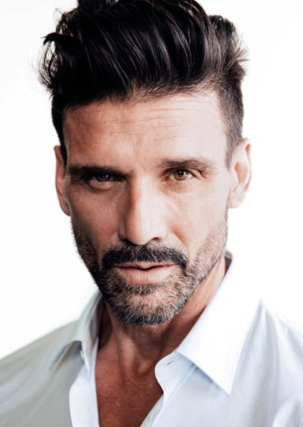 Frank Grillo as Black mask in Batman Arkham asylum