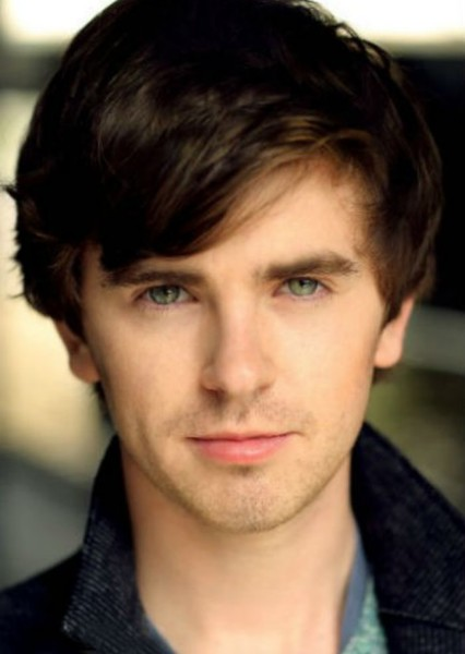 Freddie Highmore as F in Face Claims V1