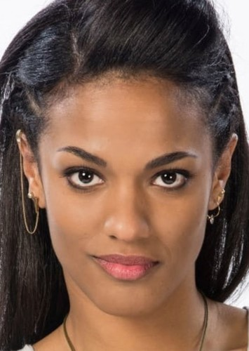 Freema Agyeman as Martha in Hamilton