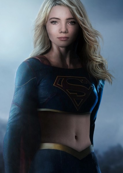Freya Allan as Kara Zor-El (DC) in Superheroes and Supervillains
