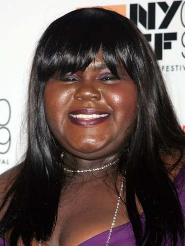 Gabourey Sidibe as Sally McKenna in Killer Klowns from Outer Space