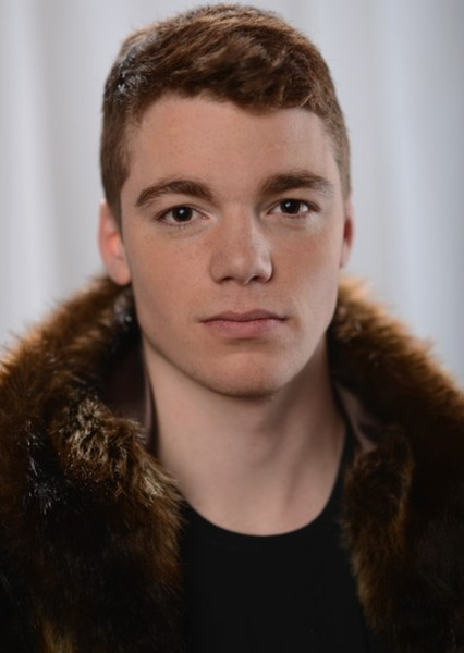 Gabriel Basso as Dibney in Dc zombies (tv show)