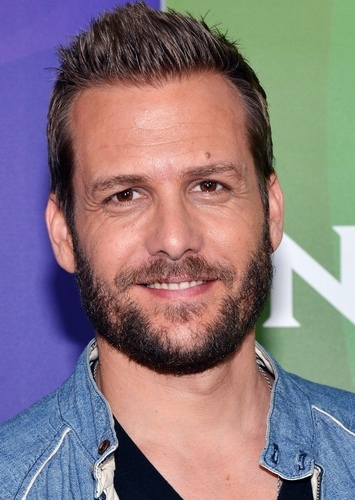 Gabriel Macht as Griff Sanderson in Bloodbound