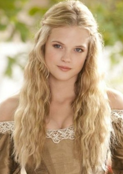 Gabriella Wilde as Jessamine Lovelace in The Infernal Devices (trilogy)