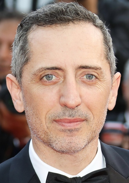 Gad Elmaleh as Ramses III in The Harem Conspiracy