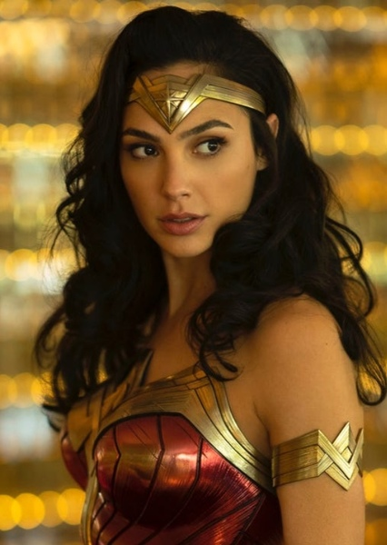 Gal Gadot as Wonder Woman in The Perfect Batman Movie