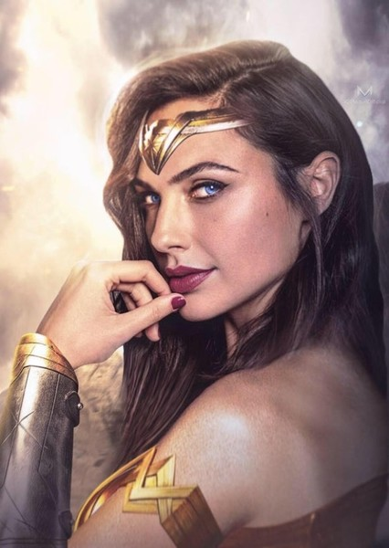 Gal Gadot as Wonder Woman in Fancast Your DC Universe