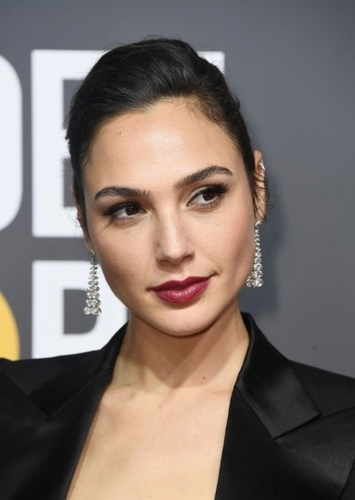 Gal Gadot as Diana Prince in Booster Gold