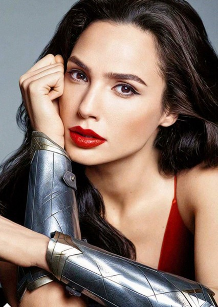 Gal Gadot as Lois Kent in Justice League: