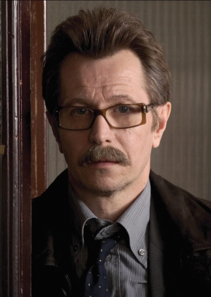 Gary Oldman as Commissioner Jim Gordan in The Nightwing