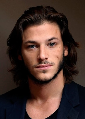 Gaspard Ulliel as Lieutenant Oscar in Lupin III   Live Action