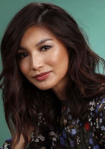 Gemma Chan as Lotus Flower in The Good Earth