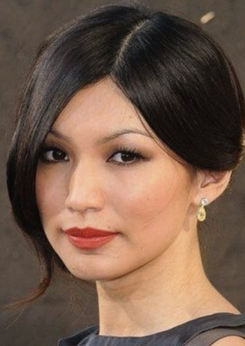 Gemma Chan as Miss Taro in Dr No Remake