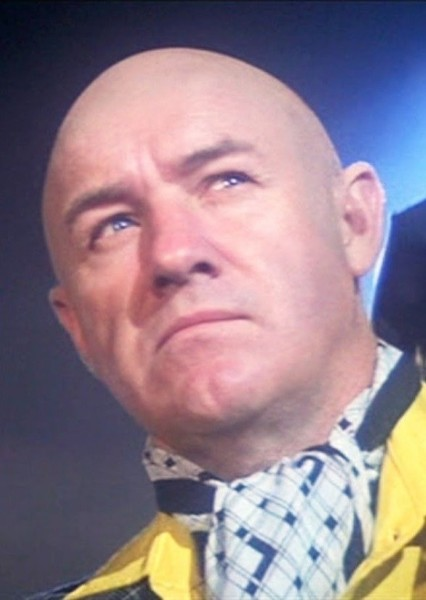 Gene Hackman as Lex Luthor in Justice League (1987)