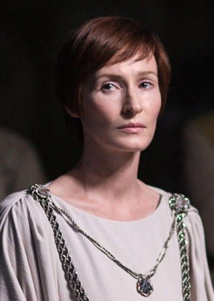 Genevieve O'Reilly as Mon Mothma in Leia: A Star Wars Story (Disney+ series)