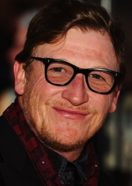 Geoff Bell as Myoga in A INUYASHA DECOLOGY(English Cast Version)