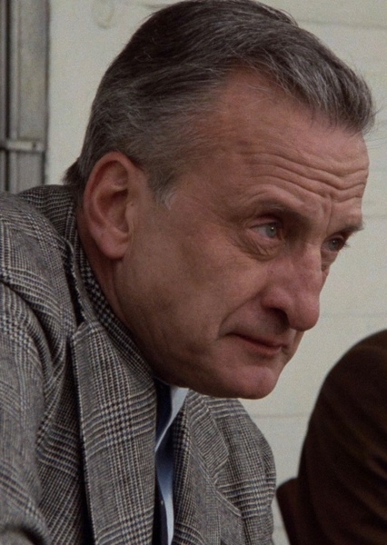 George C. Scott as Mr. White in Reservoir Dogs (1970s)