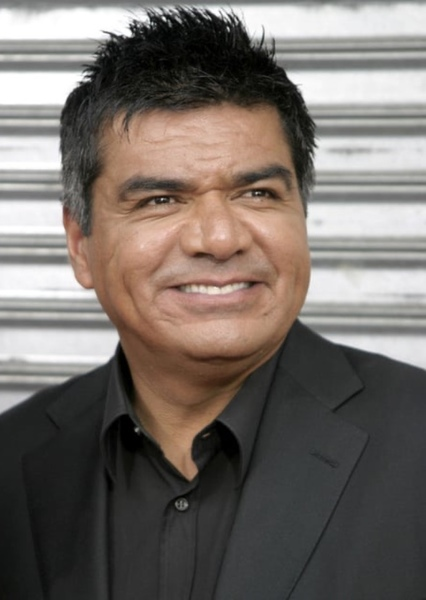 George Lopez as General Martin Peréz in A Smoothieverse Chronicle- Alien