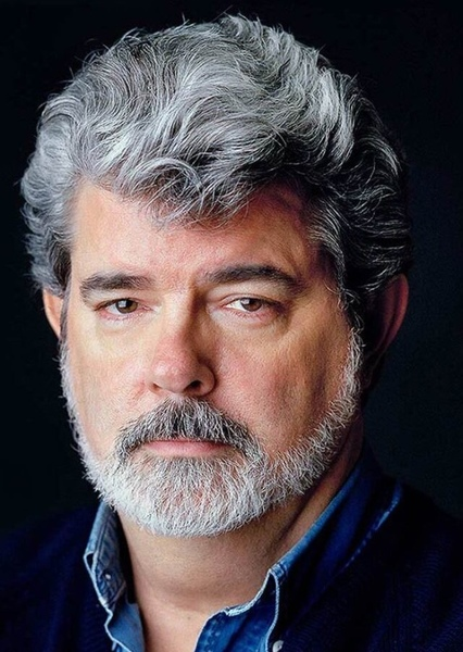 George Lucas as Producer in Star Wars: The Force Awakens (2005)