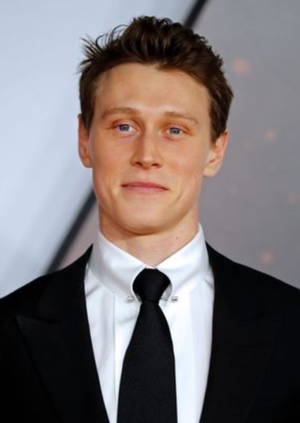George MacKay as Jason Eisenhardt in Highest Unit: Fallen Dawn