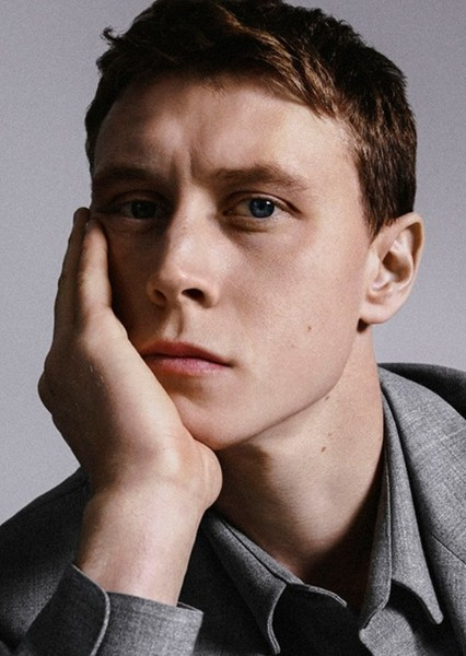 George MacKay as Angus in The Guest List