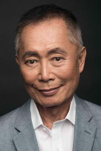 George Takei as Old Man from the Moon in Space Pirates