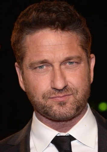 Gerard Butler as G in Face Claims V1